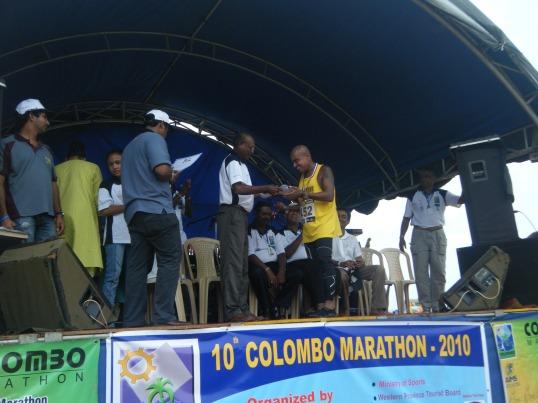 Colombo Marathon 2010
