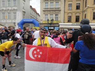 Prague Marathon 2010