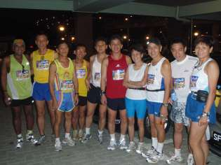With my M'sian friends at MR25 Ultra 2008