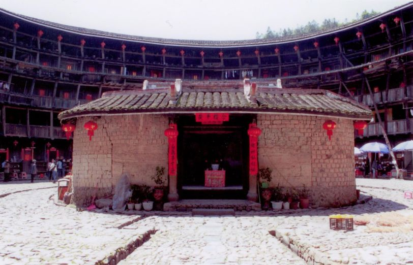 Yuchanglou tulou in Nanjing, photo by Lam Pin Foo