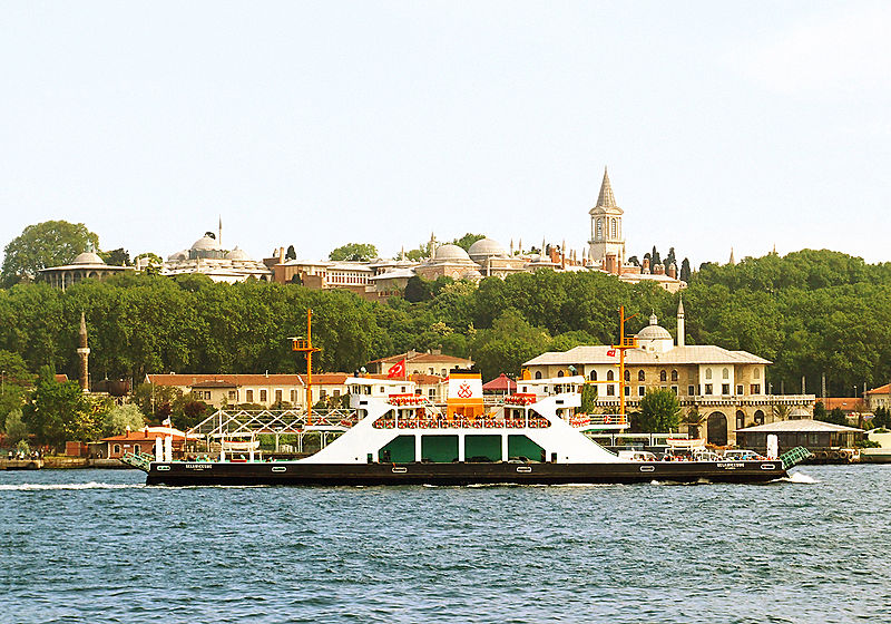 Topkapi Palace (Photo credit: Wikimedia Commons)