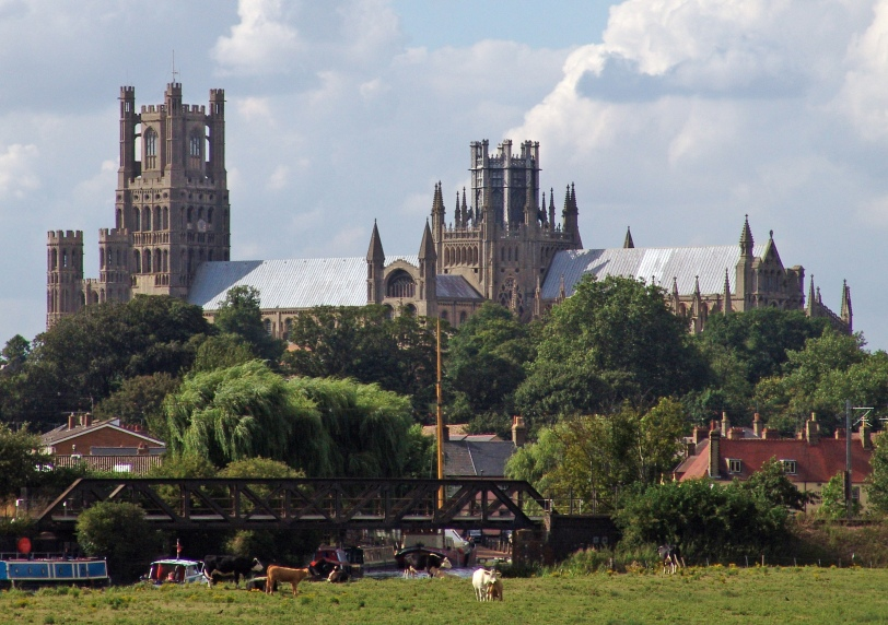 Ely Cathedral (Photo credit: Wikimedia Commons)
