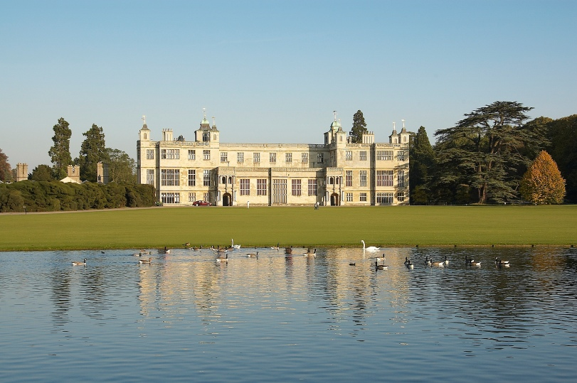 Audley End House (Photo credit: Wikimedia Commons)