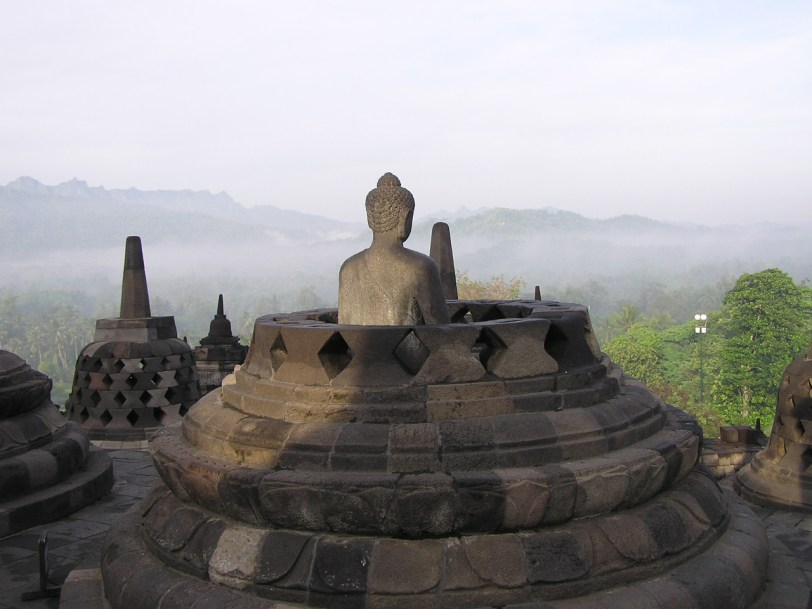Borobudur (Photo credit: Wikimedia Commons)