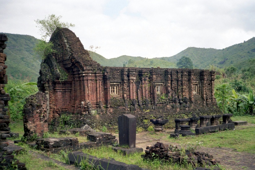 My Son Temple (Photo credit: Wikimedia Commons)