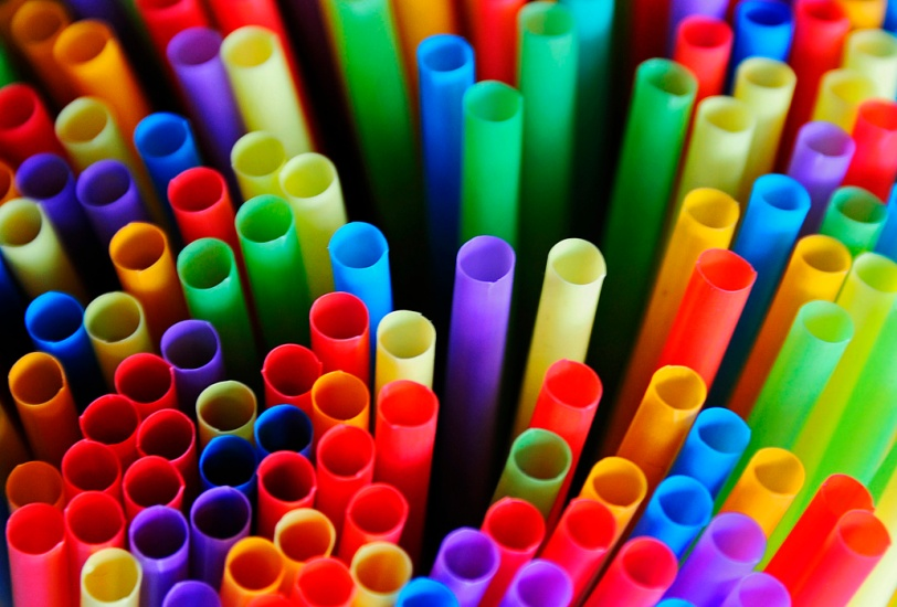 #3 Drinking Straws
