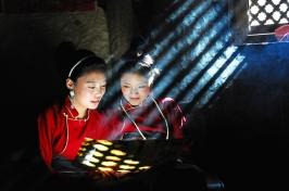 #9 Reading by Window Light