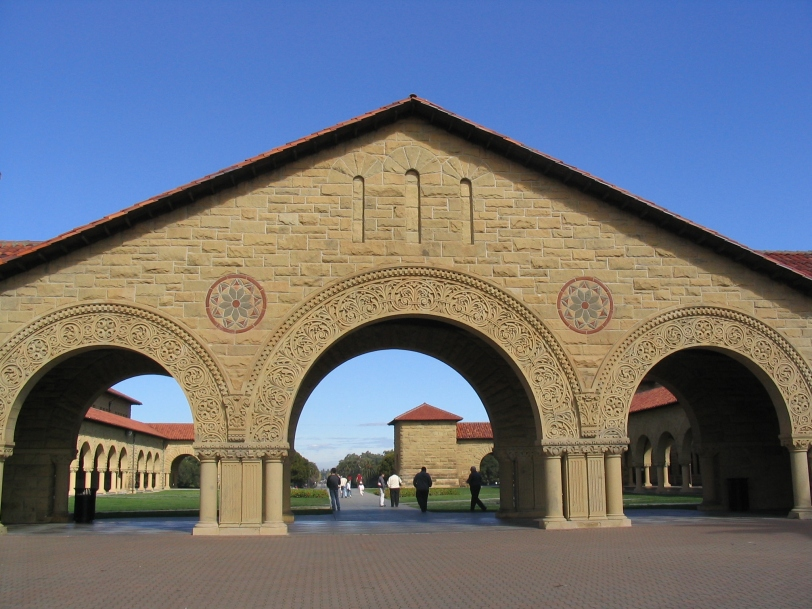 Stanford University (Photo credit: Wikimedia Commons)