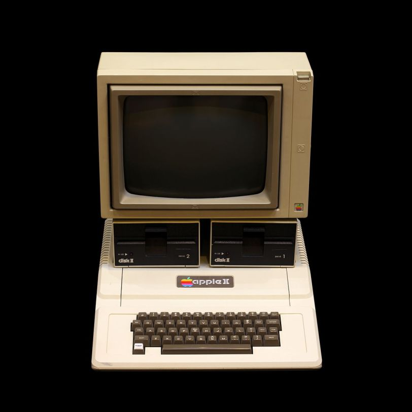 An early Apple computer (Photo credit: Wikimedia Commons)