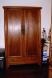 Photo 5 – Round Corner Cabinet –  Elm