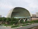 Singapore Esplanade Theatres on the Bay (Photo credit: Wikimedia Commons)