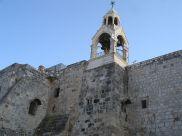 Bethlehem's Church of the Nativity (Credit: Wikimedia)